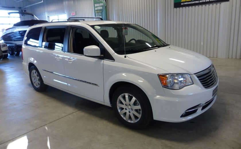 2015 Chrysler Town And Country Touring A/C Gr-Électrique (DVD-Camera-Bluetooth) #0