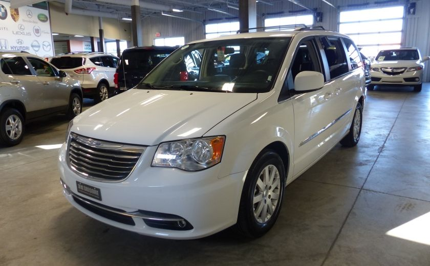 2015 Chrysler Town And Country Touring A/C Gr-Électrique (DVD-Camera-Bluetooth) #2