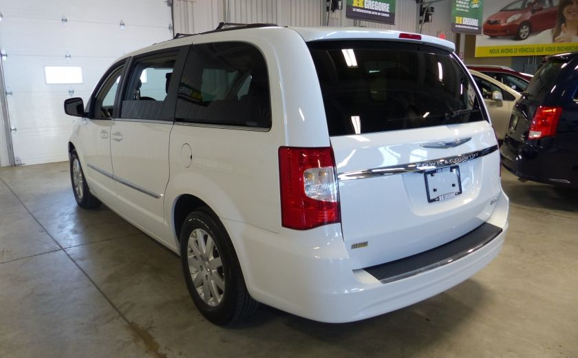 2015 Chrysler Town And Country Touring A/C Gr-Électrique (DVD-Camera-Bluetooth) #4