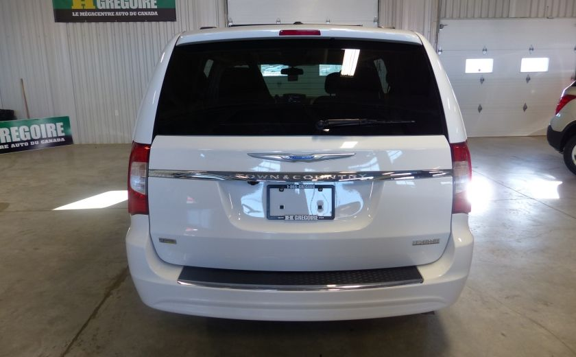 2015 Chrysler Town And Country Touring A/C Gr-Électrique (DVD-Camera-Bluetooth) #5