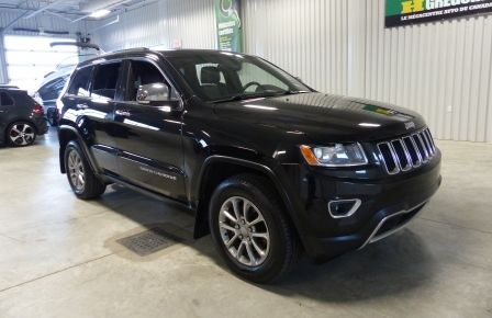2014 Jeep Grand Cherokee Limited AWD (Cuir-Toit-Mags) in Drummondville