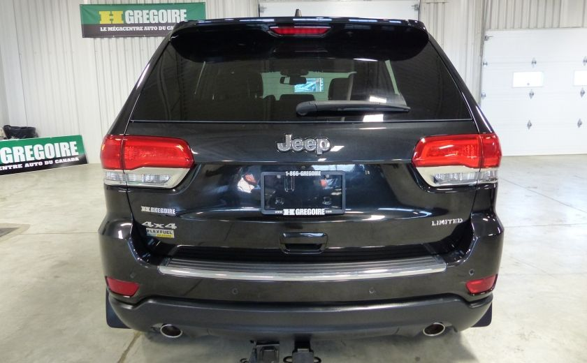 2014 Jeep Grand Cherokee Limited AWD (Cuir-Toit-Mags) #5