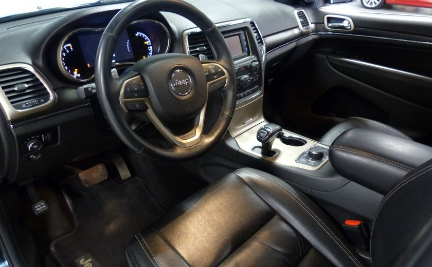 2014 Jeep Grand Cherokee Limited AWD (Cuir-Toit-Mags) #9