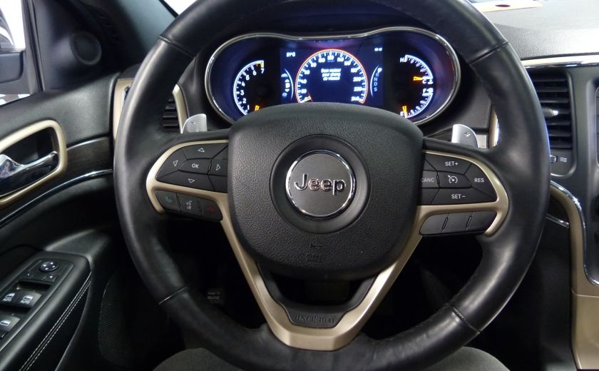 2014 Jeep Grand Cherokee Limited AWD (Cuir-Toit-Mags) #10