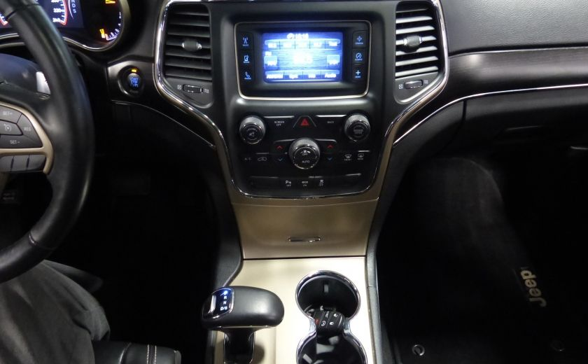 2014 Jeep Grand Cherokee Limited AWD (Cuir-Toit-Mags) #15