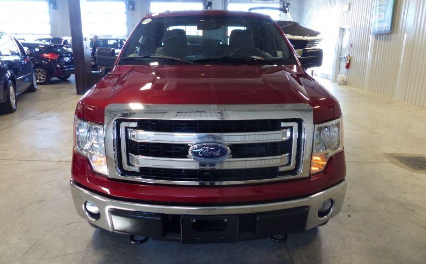 2013 Ford F150 XLT Boite 8 Pieds A/C Gr-Électrique (Mags) #1