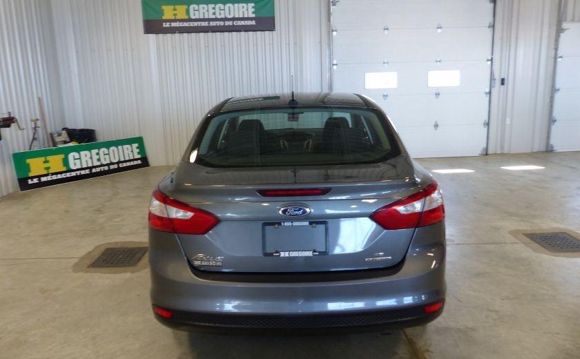 2012 Ford Focus SE 4 portes A/C Gr-Électrique (Sièges Chauffants) #5