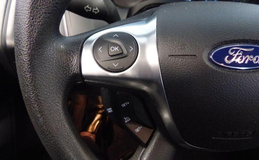 2012 Ford Focus SE 4 portes A/C Gr-Électrique (Sièges Chauffants) #12