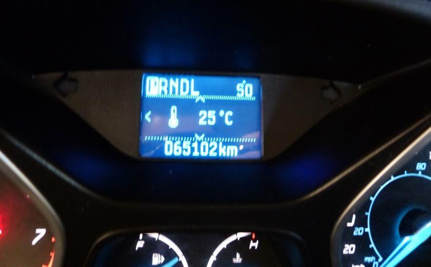 2012 Ford Focus SE 4 portes A/C Gr-Électrique (Sièges Chauffants) #14