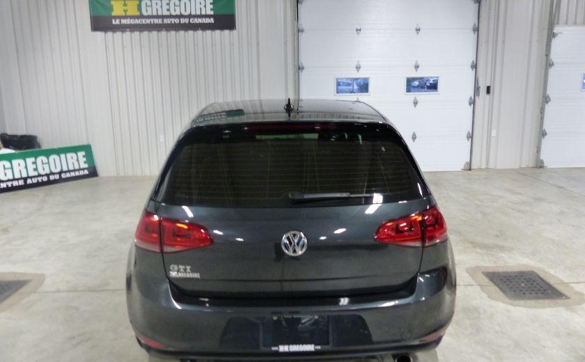 2015 Volkswagen Golf Autobahn (TOIT-MAGS-CAMERA) A/C Gr-Électrique #5