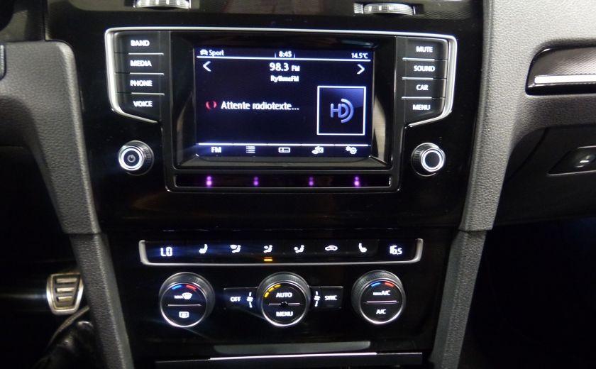 2015 Volkswagen Golf Autobahn (TOIT-MAGS-CAMERA) A/C Gr-Électrique #17