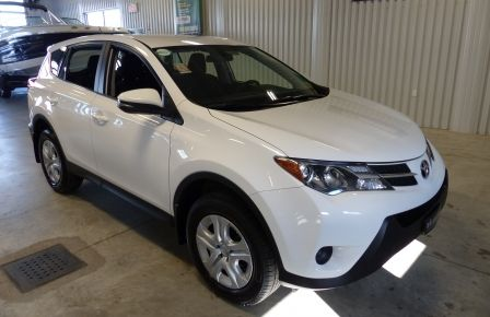 2015 Toyota Rav 4 LE  AWD A/C Gr-Électrique Bluetooth à New Richmond