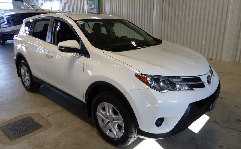 2015 Toyota Rav 4 LE  AWD A/C Gr-Électrique Bluetooth #0