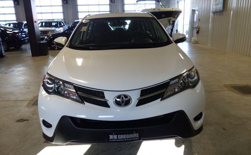 2015 Toyota Rav 4 LE  AWD A/C Gr-Électrique Bluetooth #1