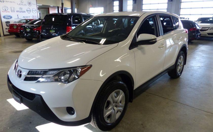 2015 Toyota Rav 4 LE  AWD A/C Gr-Électrique Bluetooth #2