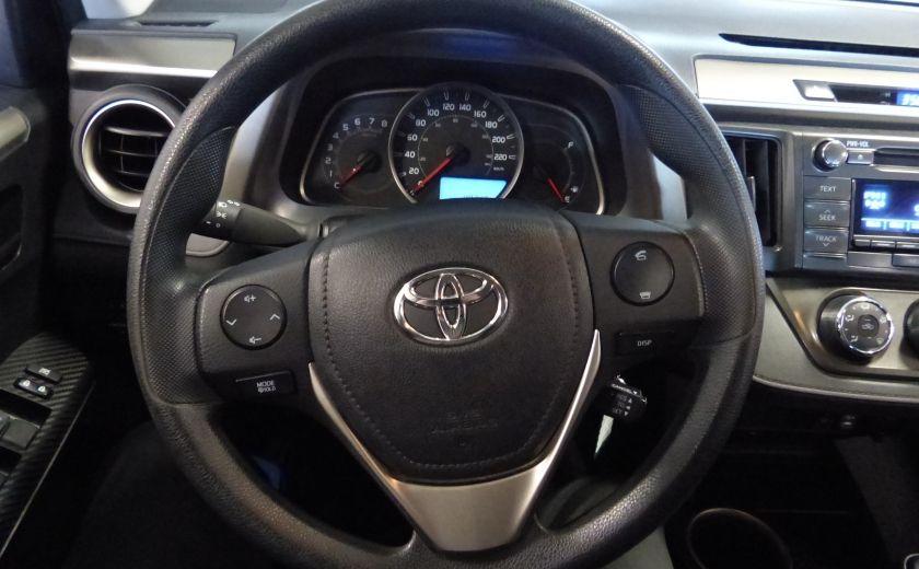 2015 Toyota Rav 4 LE  AWD A/C Gr-Électrique Bluetooth #10