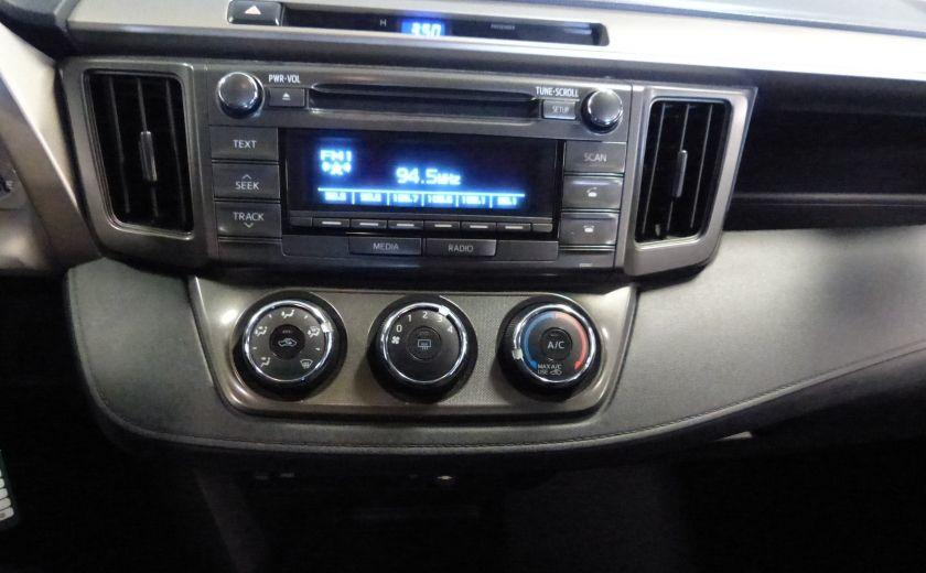 2015 Toyota Rav 4 LE  AWD A/C Gr-Électrique Bluetooth #16