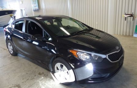 2016 Kia Forte LX A/C Gr-Électrique Bluetooth in New Richmond