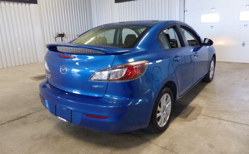 2013 Mazda 3 GS-SKY A/C Gr-Électrique (TOIT-MAGS) Bluetooth #6