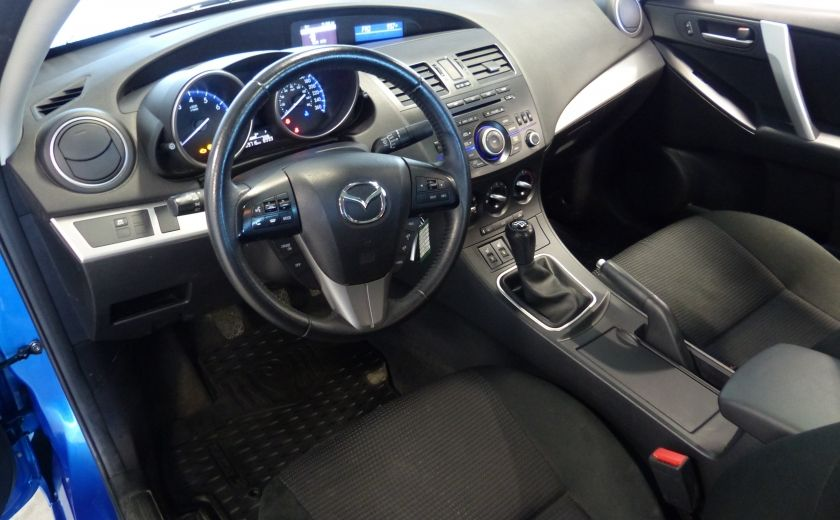 2013 Mazda 3 GS-SKY A/C Gr-Électrique (TOIT-MAGS) Bluetooth #8
