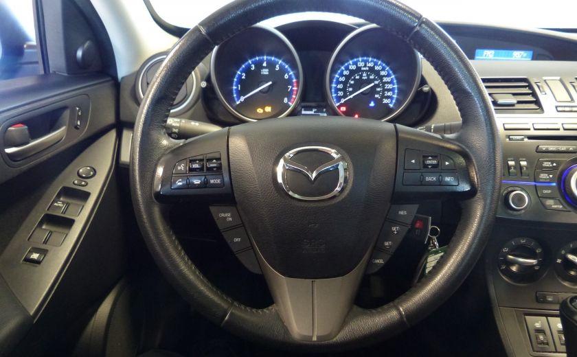 2013 Mazda 3 GS-SKY A/C Gr-Électrique (TOIT-MAGS) Bluetooth #9