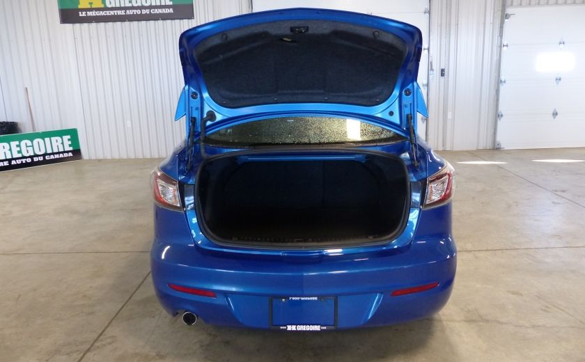 2013 Mazda 3 GS-SKY A/C Gr-Électrique (TOIT-MAGS) Bluetooth #22