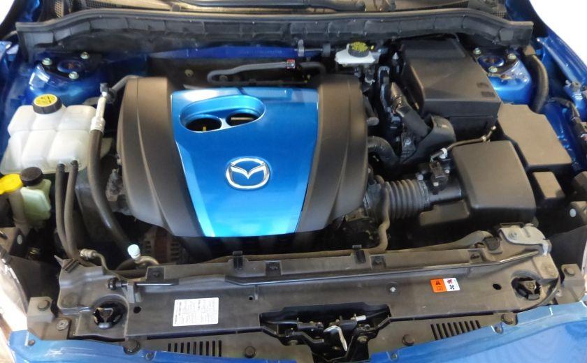 2013 Mazda 3 GS-SKY A/C Gr-Électrique (TOIT-MAGS) Bluetooth #29