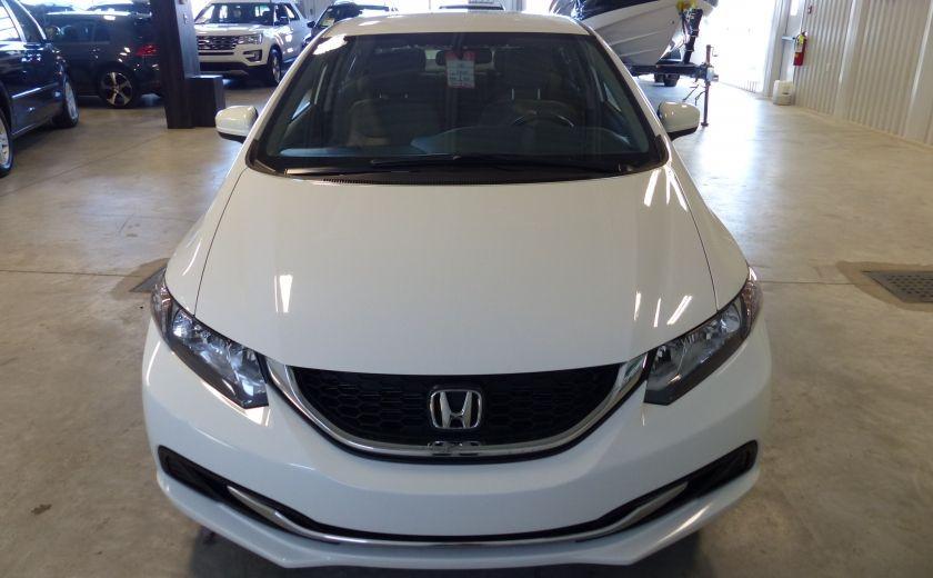 2015 Honda Civic LX A/C Gr-Électrique (Bluetooth-Sièges Chauffants) #1