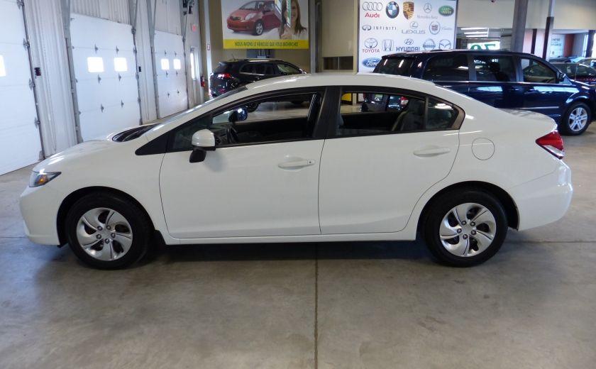 2015 Honda Civic LX A/C Gr-Électrique (Bluetooth-Sièges Chauffants) #3