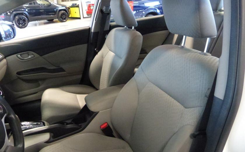 2015 Honda Civic LX A/C Gr-Électrique (Bluetooth-Sièges Chauffants) #9