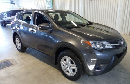 2015 Toyota Rav 4 LE AWD A/C Gr-Électrique Bluetooth in New Richmond