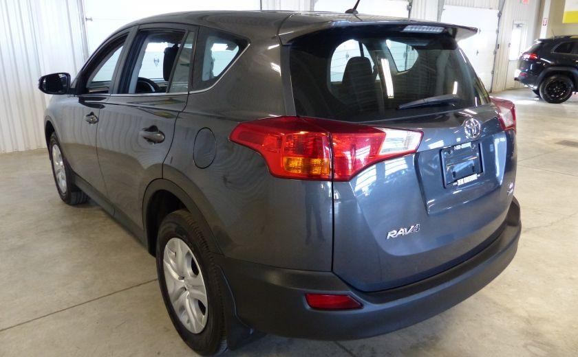 2015 Toyota Rav 4 LE AWD A/C Gr-Électrique Bluetooth #4