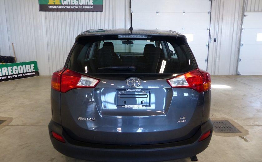 2015 Toyota Rav 4 LE AWD A/C Gr-Électrique Bluetooth #5