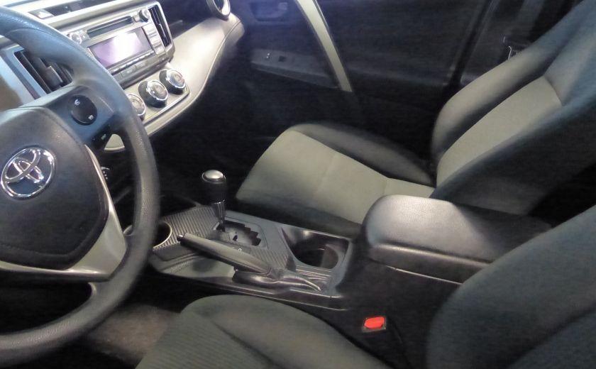 2015 Toyota Rav 4 LE AWD A/C Gr-Électrique Bluetooth #8
