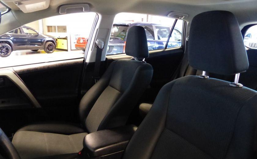 2015 Toyota Rav 4 LE AWD A/C Gr-Électrique Bluetooth #9