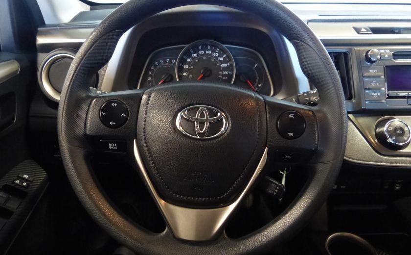 2015 Toyota Rav 4 LE AWD A/C Gr-Électrique Bluetooth #11