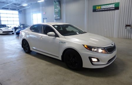 2014 Kia Optima LX HYBRIDE A/C Gr-Électrique (Bluetooth-Cam) #0