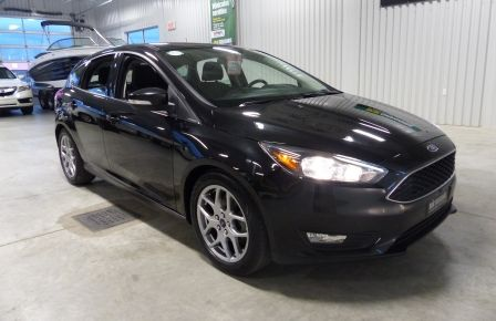 2015 Ford Focus SE A/C Gr-Électrique Cam Bluetooth #0