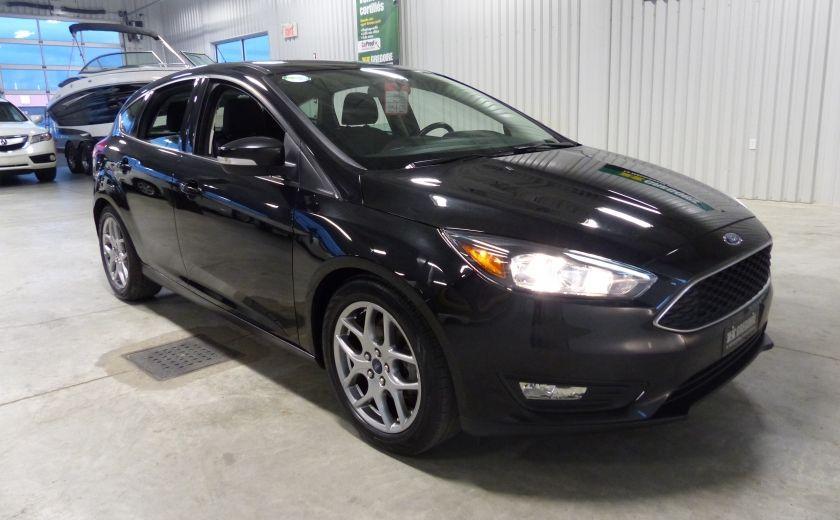 2015 Ford Focus SE HB A/C Gr-Électrique Bluetooth #0