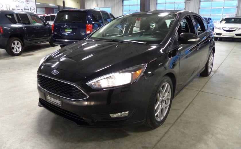 2015 Ford Focus SE HB A/C Gr-Électrique Bluetooth #2