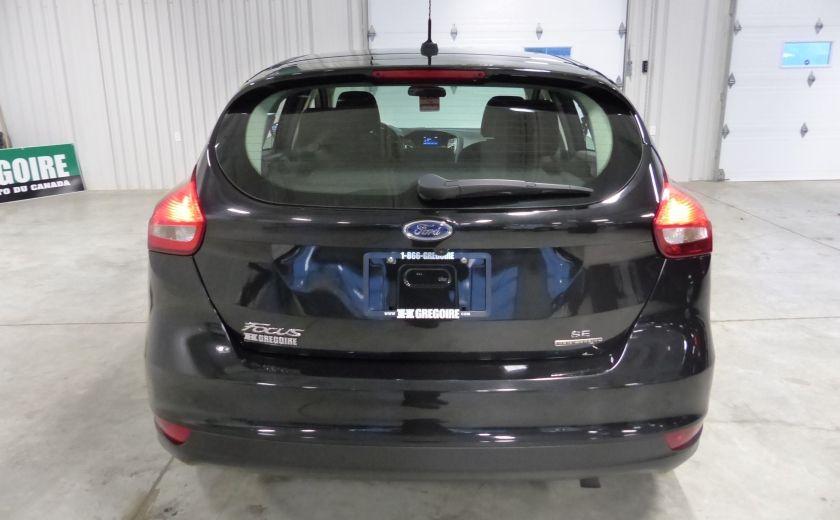 2015 Ford Focus SE HB A/C Gr-Électrique Bluetooth #5