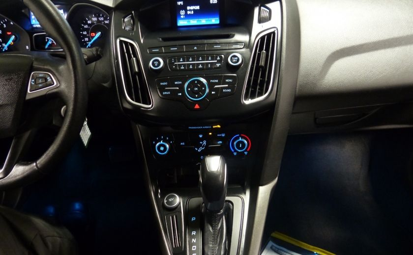 2015 Ford Focus SE HB A/C Gr-Électrique Bluetooth #15