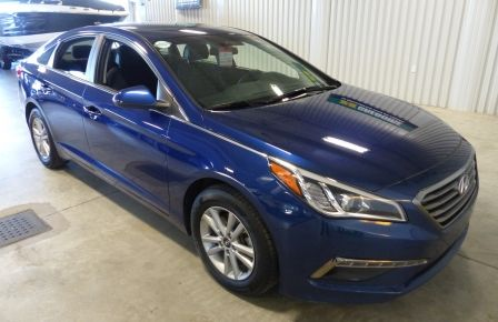 2016 Hyundai Sonata 2.4L GL A/C Gr-Électrique Camera Bluetooth in Sept-Îles