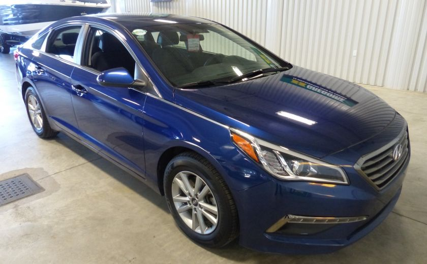 2016 Hyundai Sonata 2.4L GL A/C Gr-Électrique Camera Bluetooth #0