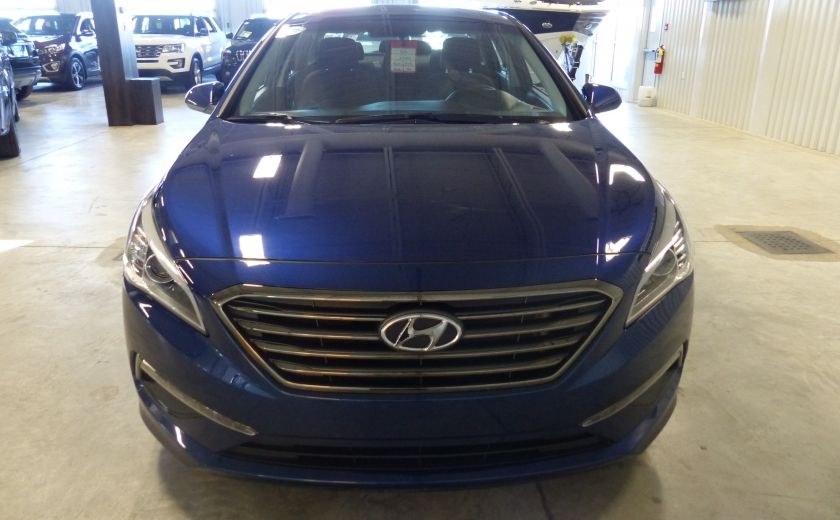 2016 Hyundai Sonata 2.4L GL A/C Gr-Électrique Camera Bluetooth #1