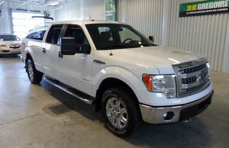 2014 Ford F150 XLT Écoboost 4X4 Crew A/C Gr-Électrique Camera à New Richmond