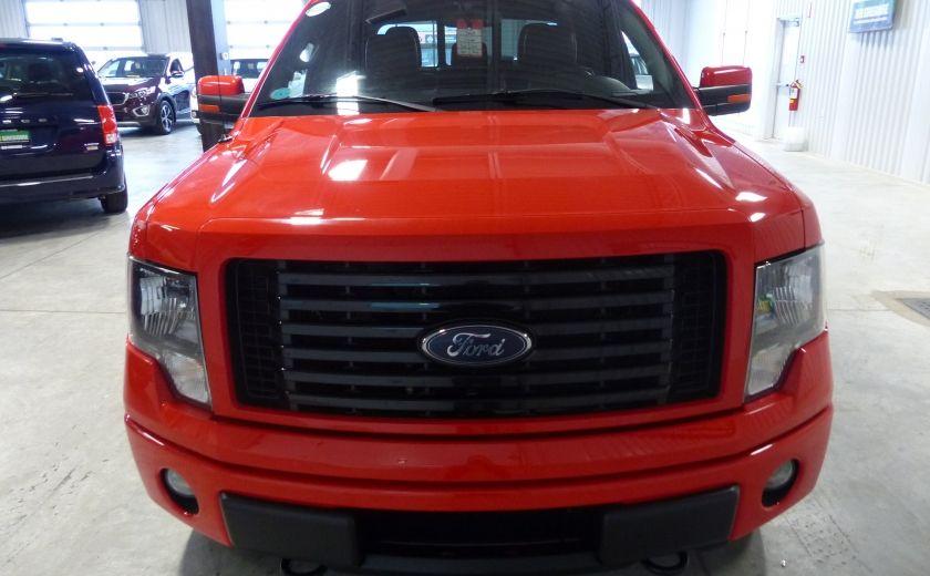 2012 Ford F150 FX4 4WD CREW (Cuir-Mags 20P-Camera) Boite 6.5 #1