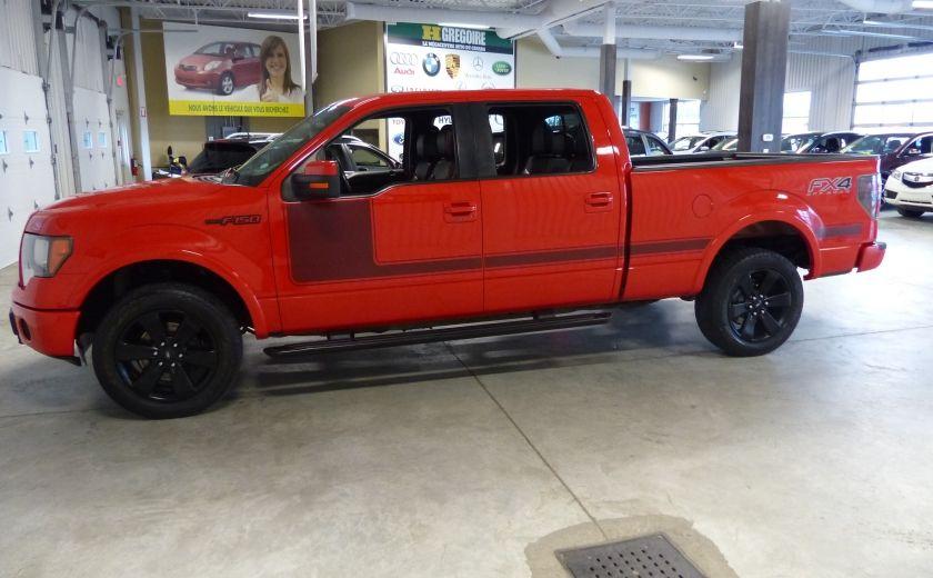 2012 Ford F150 FX4 4WD CREW (Cuir-Mags 20P-Camera) Boite 6.5 #3