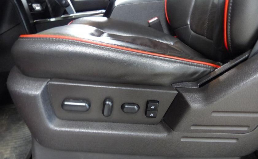 2012 Ford F150 FX4 4WD CREW (Cuir-Mags 20P-Camera) Boite 6.5 #11