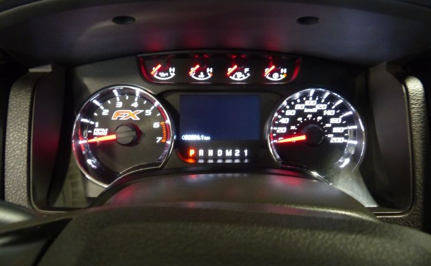 2012 Ford F150 FX4 4WD CREW (Cuir-Mags 20P-Camera) Boite 6.5 #17